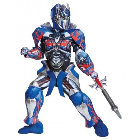 Optimus Prime Costume image