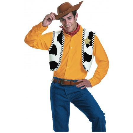Woody Costume Kit image