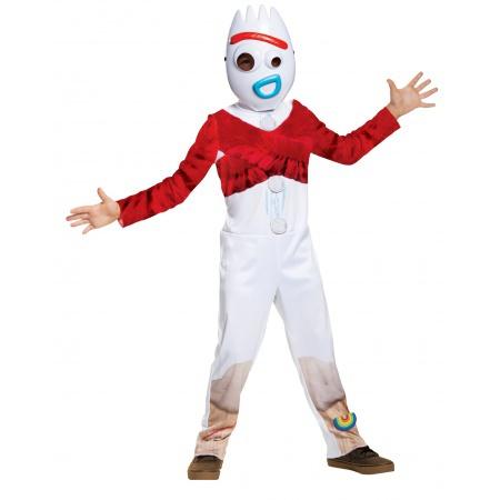 Forky Halloween Costume  image