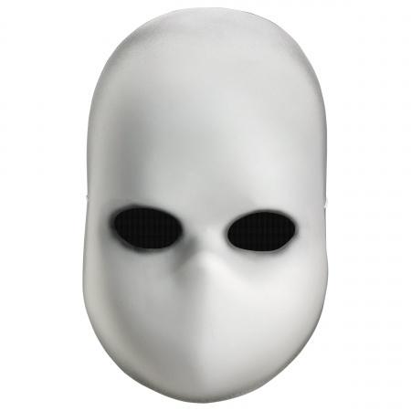 Creepy Baby Doll Mask image