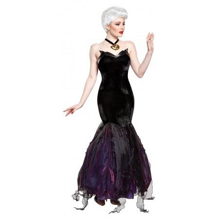 Adult Ursula Costume image