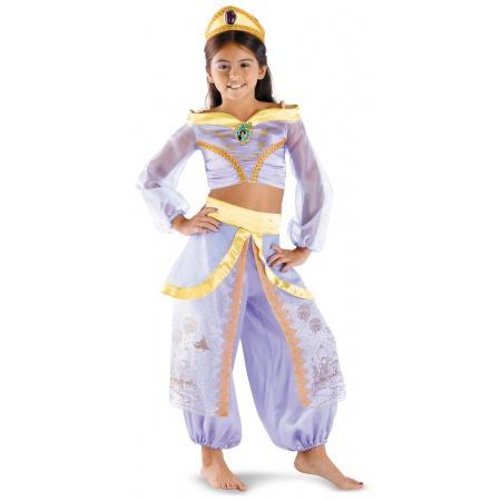 Storybook Jasmine Prestige Costume Aladdin image
