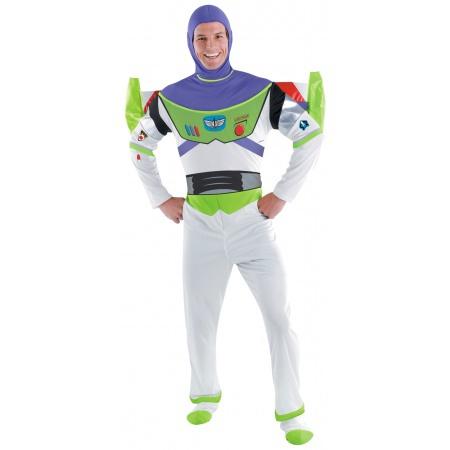 Adult Buzz Lightyear Costume  image