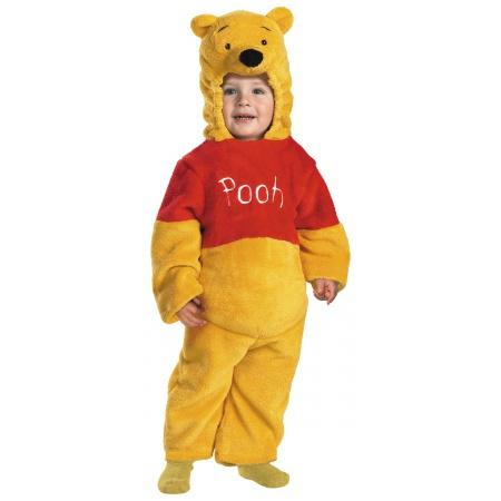Winnie The Pooh Infant Costume image