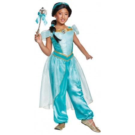 Princess Jasmine Costume image