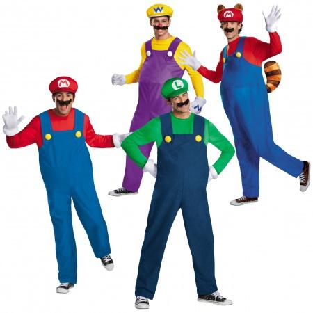 Super Mario Costumes image