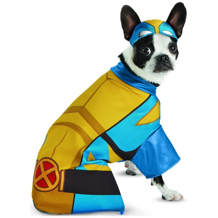Wolverine Dog Costume image