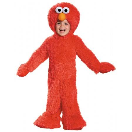 Elmo Costume image