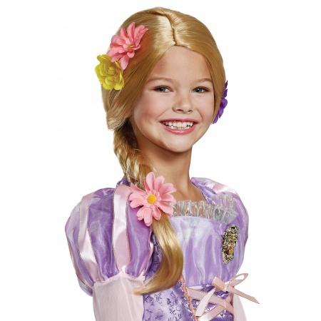 Kids Rapunzel Wig image