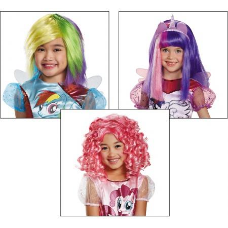 My Little Pony Wig image