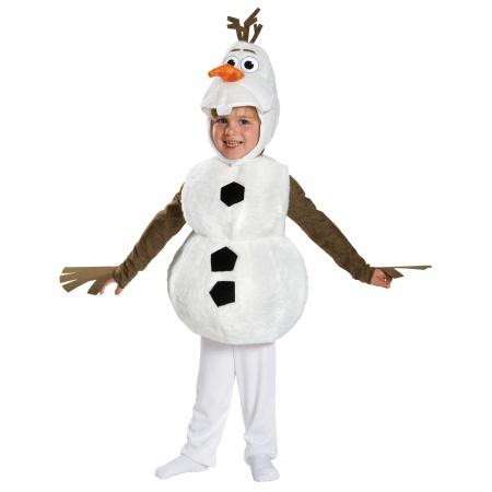 Toddler Olaf Costume image