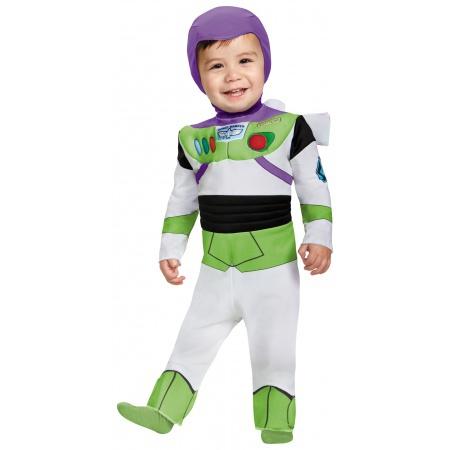 Baby Buzz Lightyear Costume image