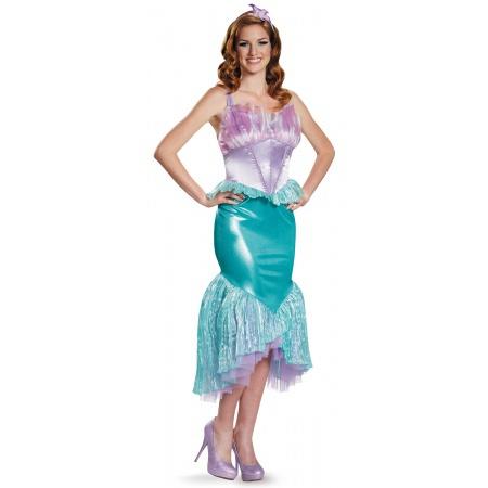 Little Mermaid Ariel Costume image
