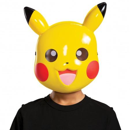 Kids Pikachu Mask image