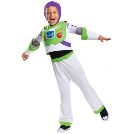 Kids Buzz Lightyear Costume image