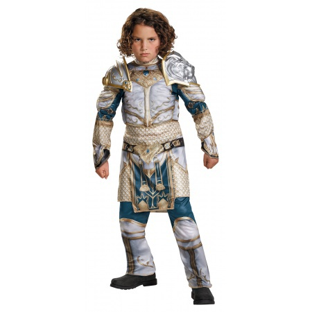 World Of Warcraft King Llane Costume image