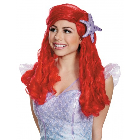 Adult Ariel Wig image
