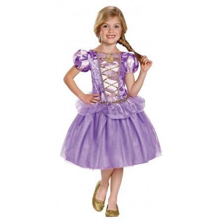Tangled Rapunzel Costume image