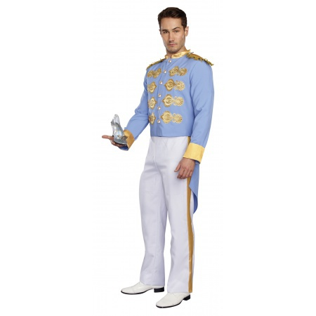 Prince Charming Costume For Men image