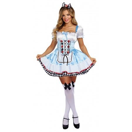 Alice Costume image