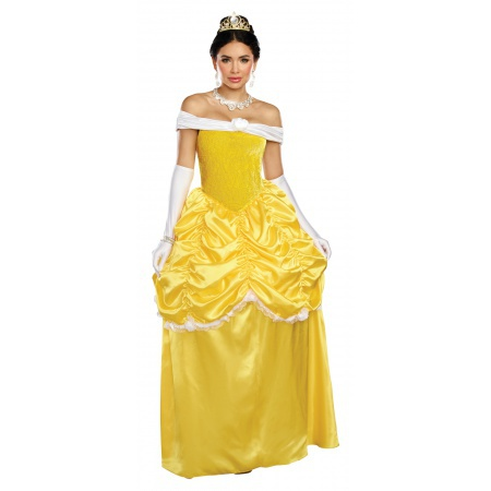 Beauty And The Beast Belle Costume image