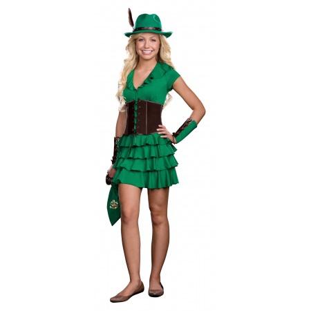 Teen Robin Hood Costume image