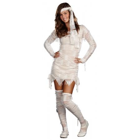 Teen Mummy Costume image
