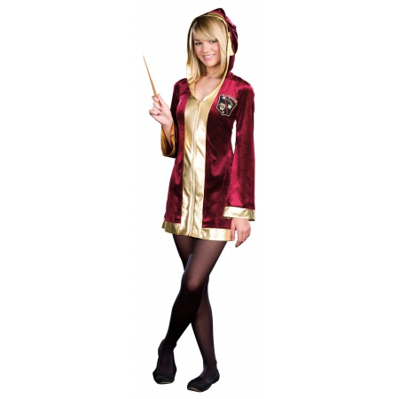 Girl Wizard Costume For Teens image