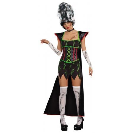 Frankenstein Bride Costume image