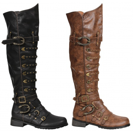 Pirate Boots Men image