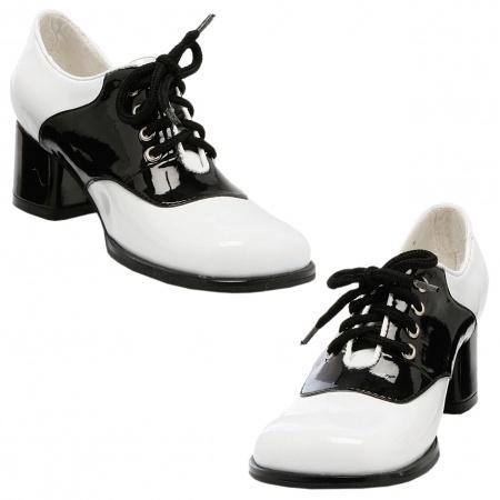 Girls Saddle Shoes image