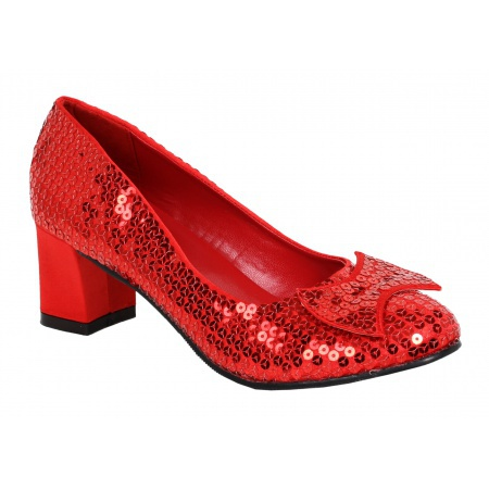 Dorthy Ruby Slippers  image