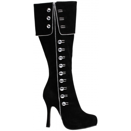 Womens Pirate Boots image