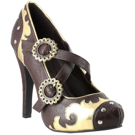Steampunk Shoes image