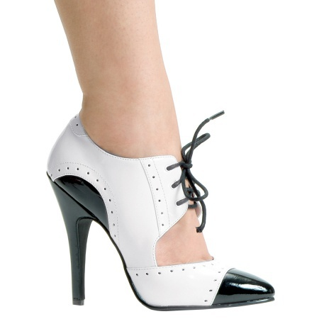 High Heel Oxfords image