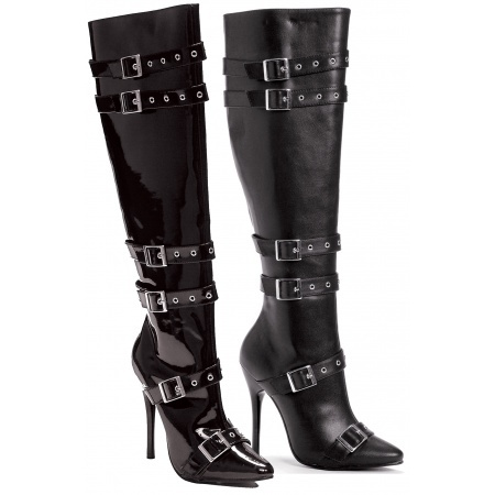 Stiletto Knee High Boots image