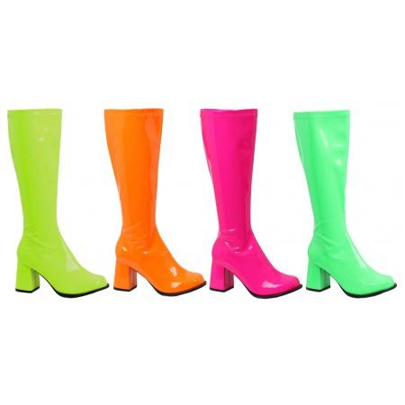 Neon Gogo Boot image