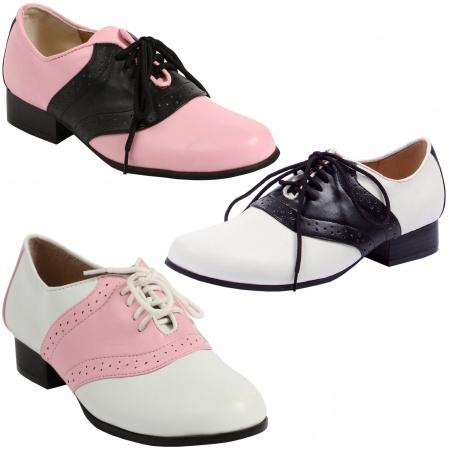 Womens Saddle Shoes image