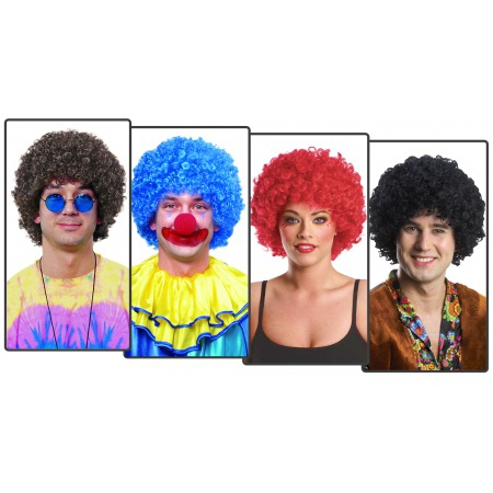 Afro Wig image