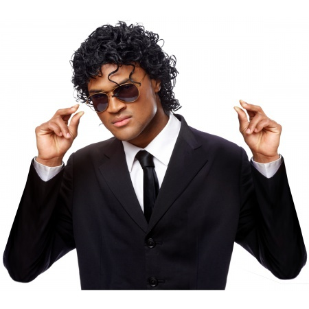 Jerry Curl Wig image