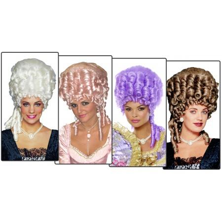 Marie Antoinette Wig  image