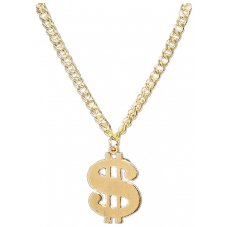 Dollar Sign Necklace image