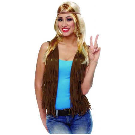 Hippie Vest image