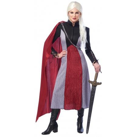 Dragon Queen Costume image
