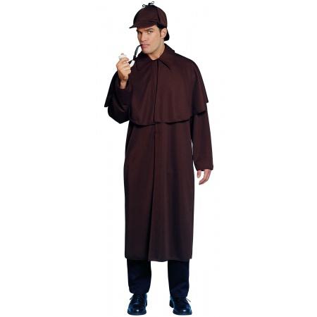 Sherlock Holmes Costume image