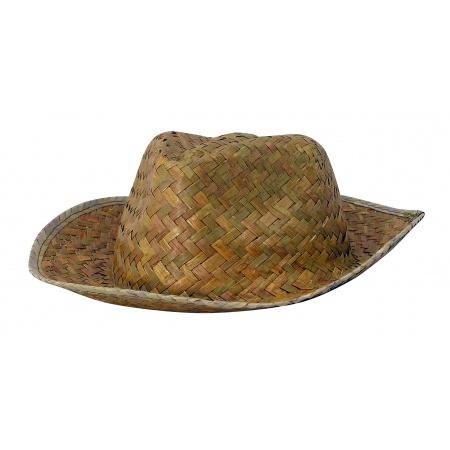 Straw Cowboy Hat image