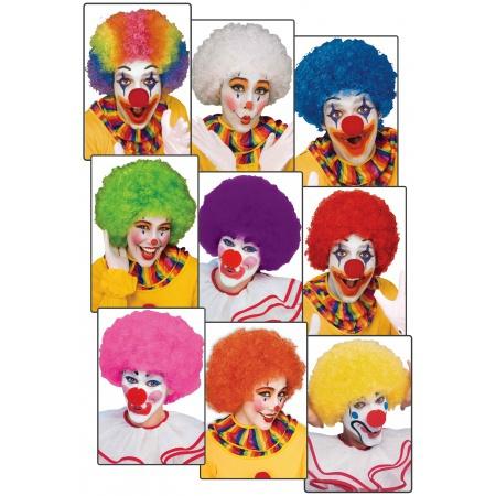 Clown Wig image