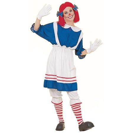 Rag Doll Costume Adults image