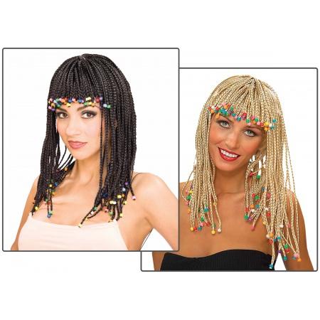 Corn Row Wig image