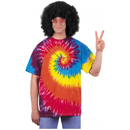 Tie Dye Shirt image